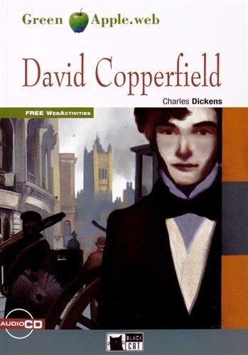 David Copperfield+Cd Newed david copperfield