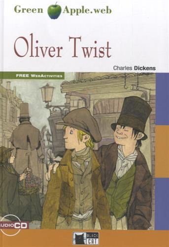 Oliver Twist (+ CD-ROM) oliver simon fbp federal bureau of physics vol 4