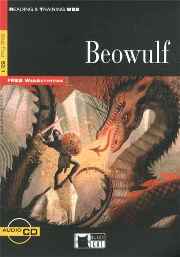 Beowulf: Step Four B2.1 (+ Audio CD) beowulf paper