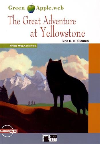 Great Adventure In Yellowstone + Cd New аксессуары in akustik cd great voices 0167501 1