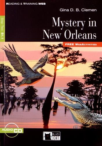 Mystery in New Orleans: Step Two B1.1 (+ CD) poe e a the mystery of marie roget