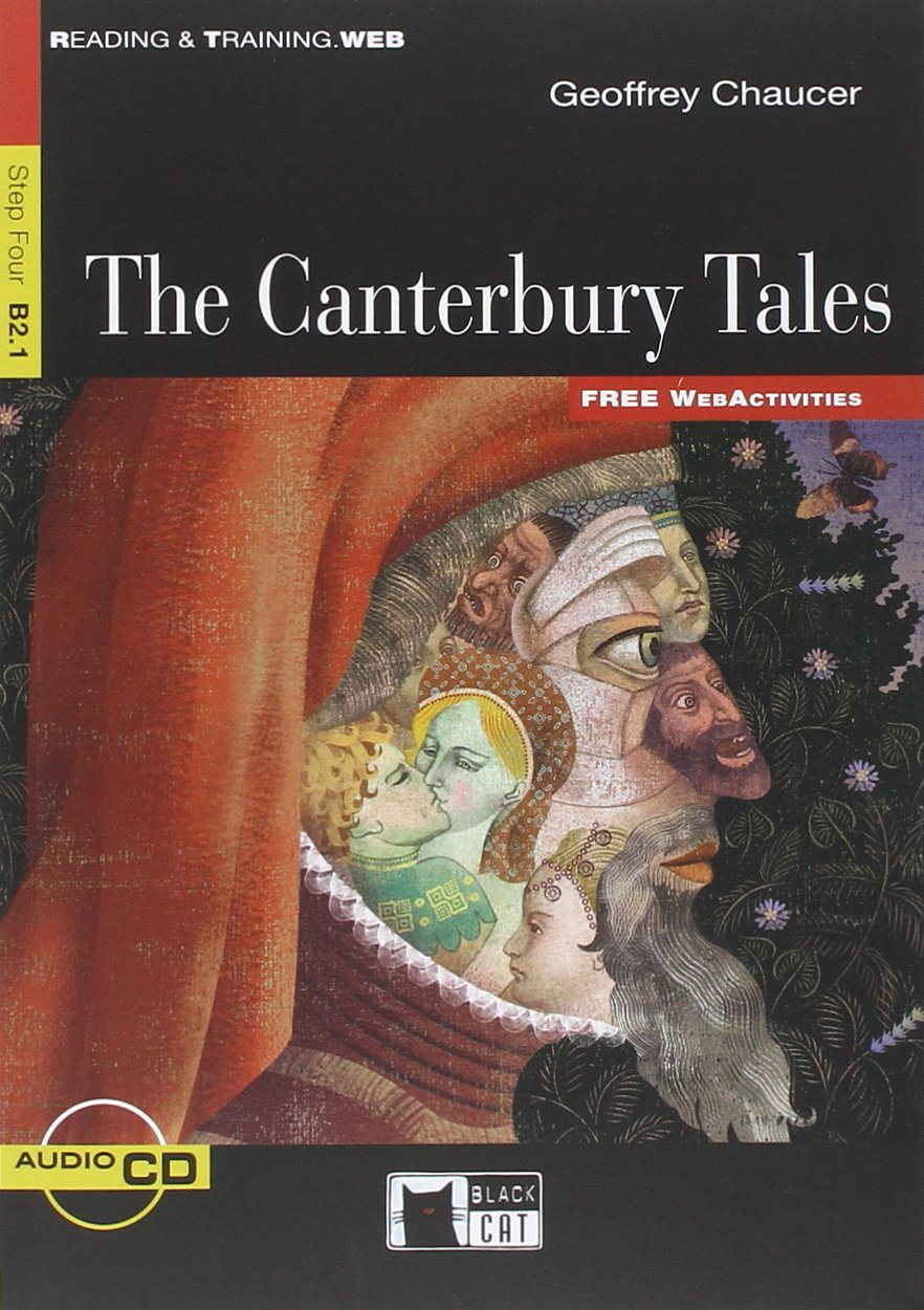 Reading + Training: The Canterbury Tales + Audio CD the canterbury tales cd