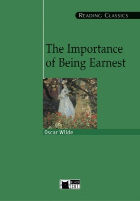 Importance Of Being Earnest (The) Bk +D wilde o the importance of being earnest play