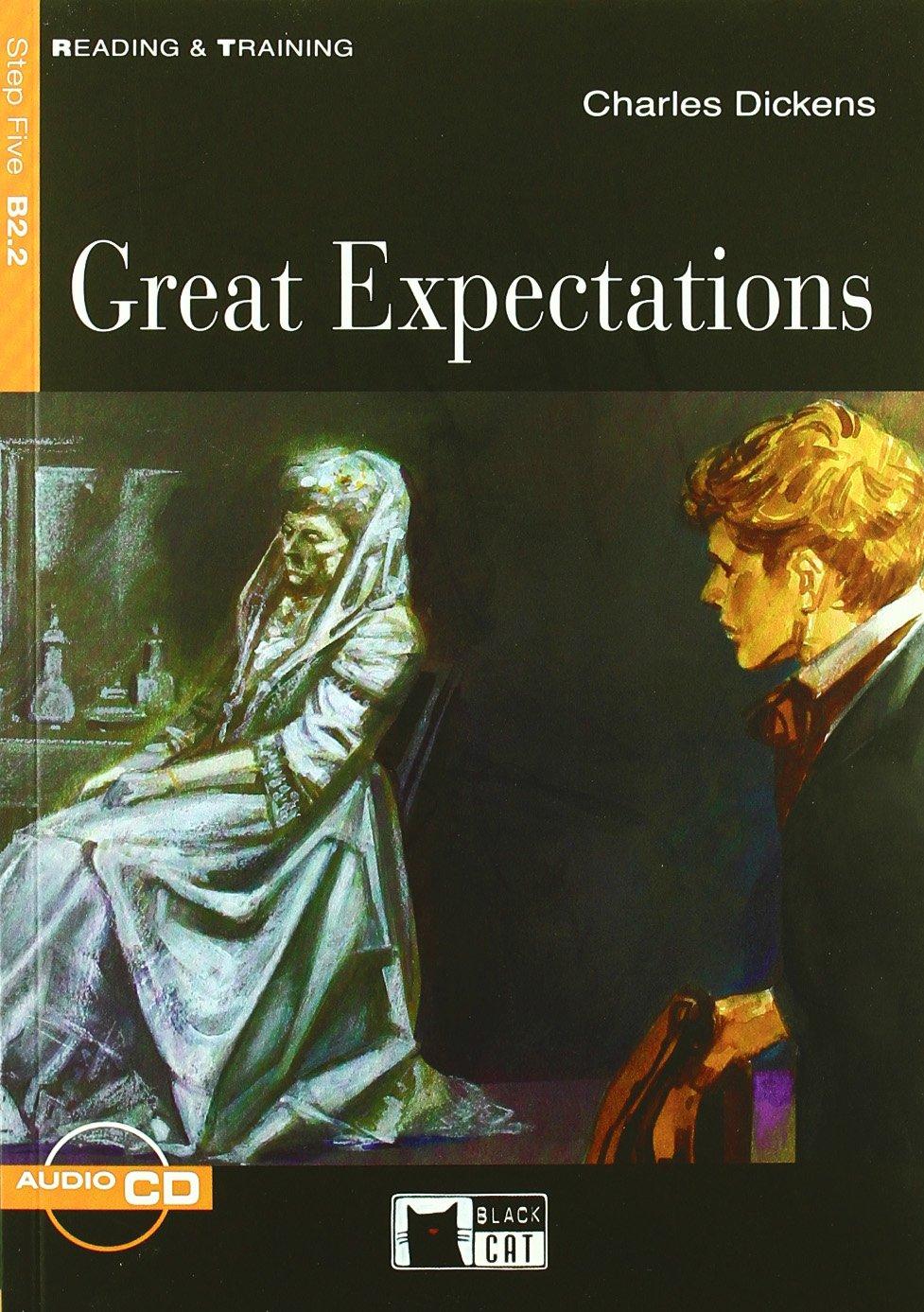 Great Expectations Bk+D статуэтки parastone статуэтка большие ожидания great expectations