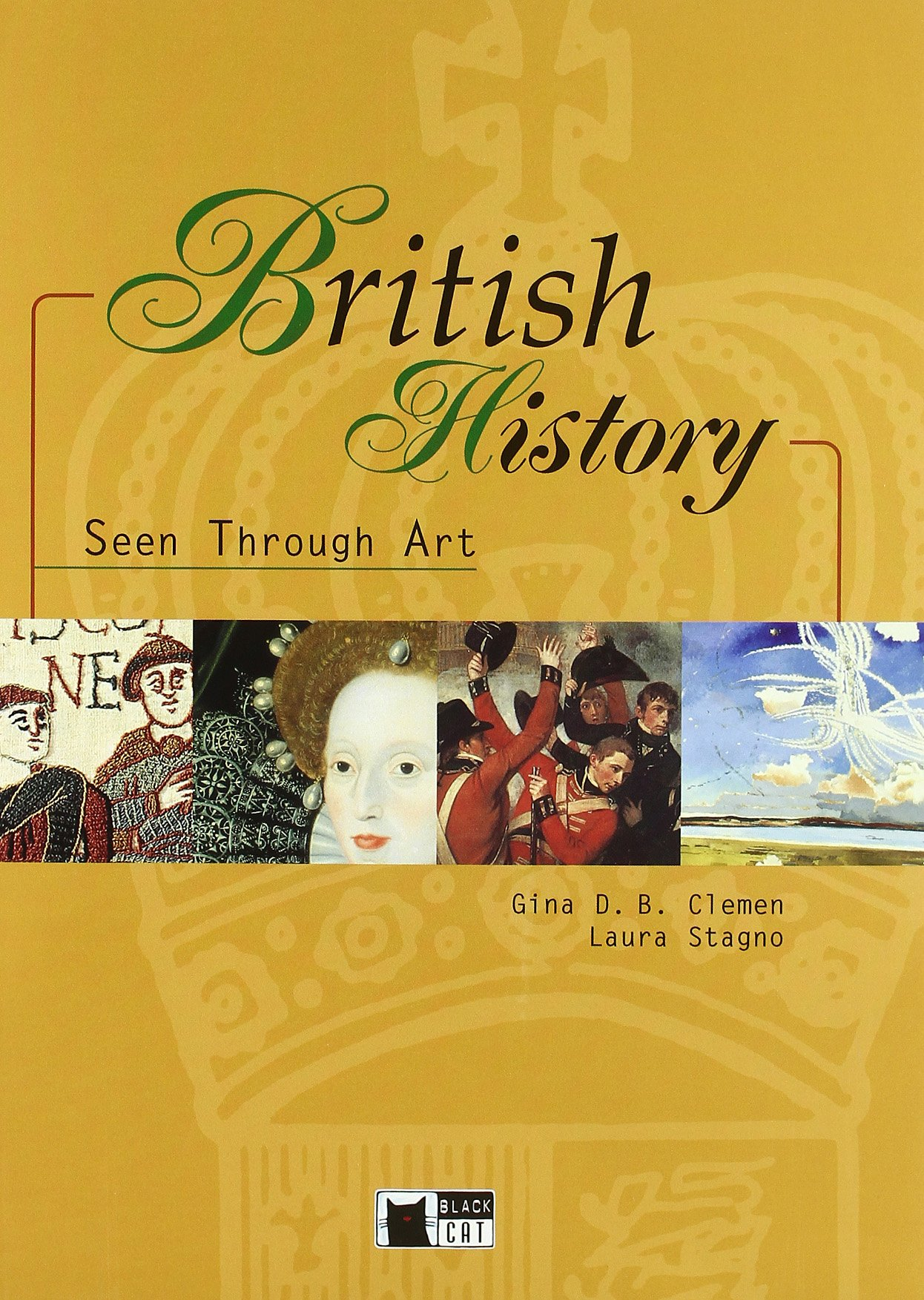 British History Seen Through Art (+ CD) the art of shaving дорожный набор с помпой carry on сандал