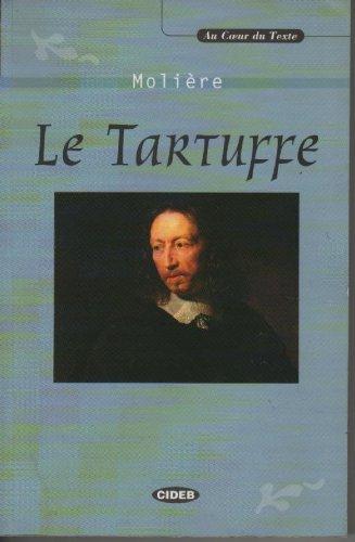 Moliere Le Tartuffe Livre #ост./не издается# le tartuffe cd