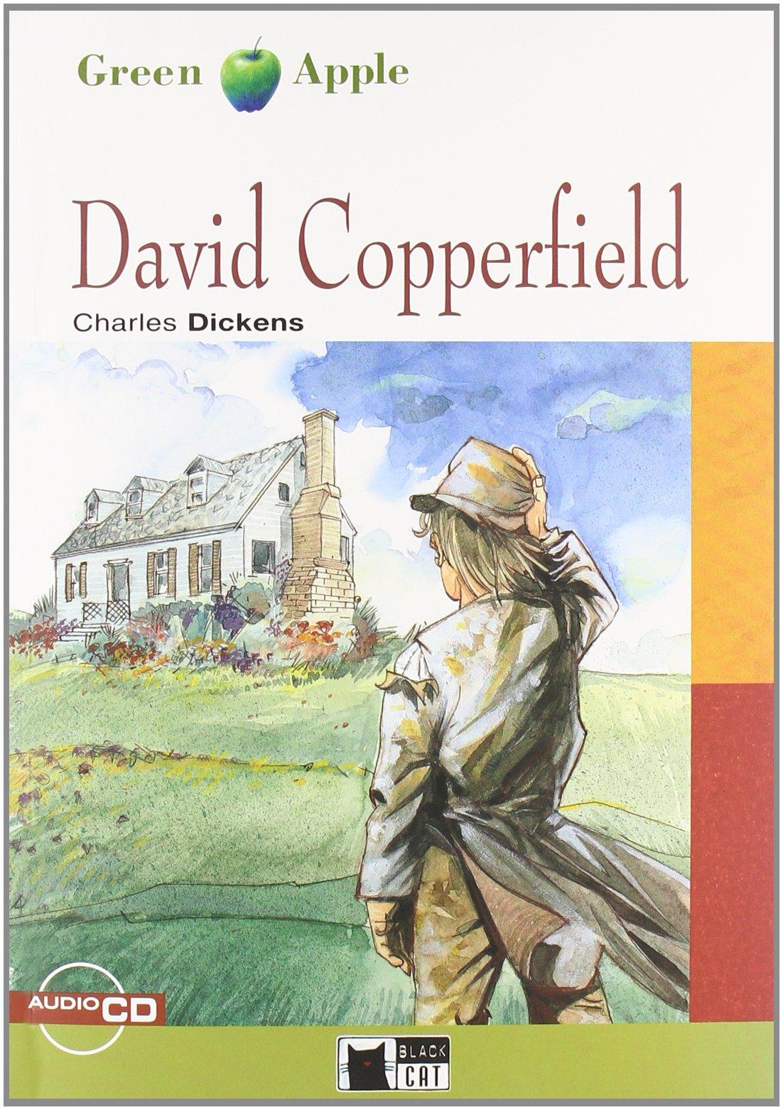 David Copperfield Bk +D david copperfield
