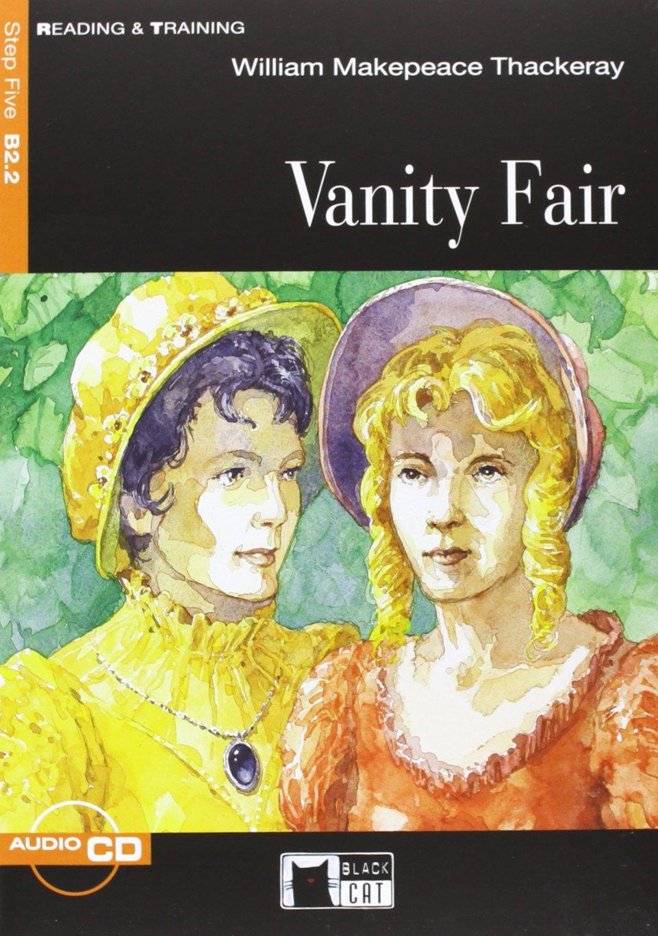 Vanity Fair Bk +D vanity fair