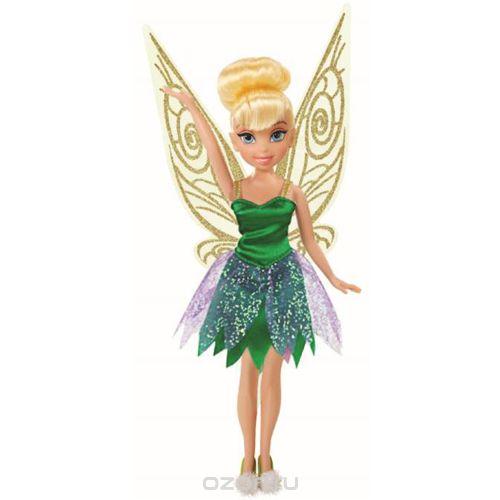 Disney Fairies Кукла Tink цвет платья зеленый