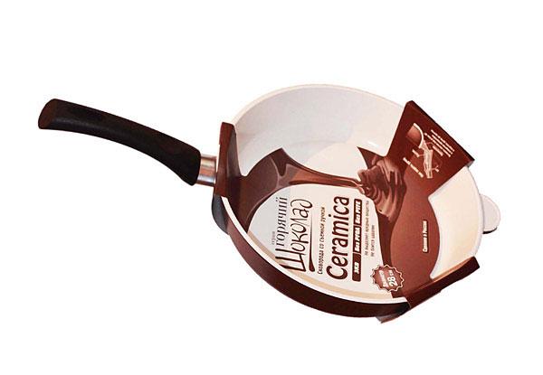 Сковорода 28 литая Гор. Шоколад скерамическим покрытием, Нева металл посуда (10)201128Сковорода 28 литая Гор. Шоколад скерамическим покрытием, Нева металл посуда (10) Материал: литой алюминий