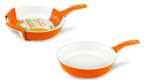 Сковорода 24 литая Сах. Тыква с керамическим покрытием, Нева металл посуда(12)202124Сковорода 24 литая Сах. Тыква с керамическим покрытием, Нева металл посуда(12) Материал: литой алюминий