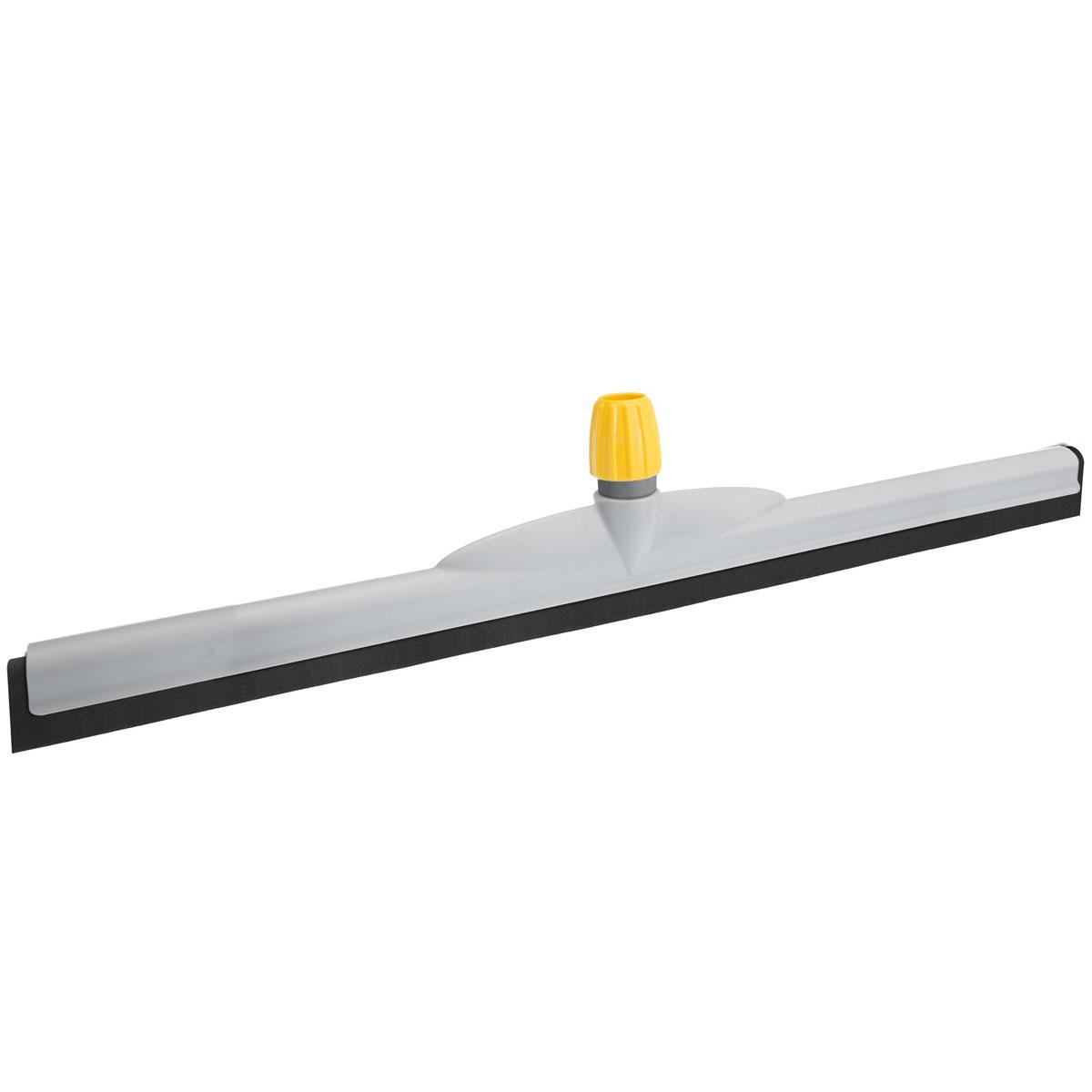 Сгон Apex для воды, 75 см. 11219-A11219-AСгон для воды Apex предназначен для удаления воды в помещениях с ровными полами. Лезвие сгона сделано из мягкого, эластичного материала - неопрена, который плотно прилегает к убираемой поверхности, что позволяет делать уборку качественно и быстро. Наиболее эффективна уборка воды на твердых поверхностях из плитки, гладкого бетона, линолеума и т.д. Допускается использование указанного сгона также и вне зданий (парадные зданий, на автомойках, на открытых площадках, уложенных плиткой).Для сгона подходят следующие модели ручек: - Ручка Apex для швабры, хромированная сталь, 120 см. 11511-А; - Ручка Apex для швабры. 11512-А; - Ручка Apex для швабры. 11515-А; - Ручка для швабры Apex, 150 см. 14000-A; - Ручка раздвижная Apex для швабры, цвет: желтый, серый, 130 см. 11520-A..