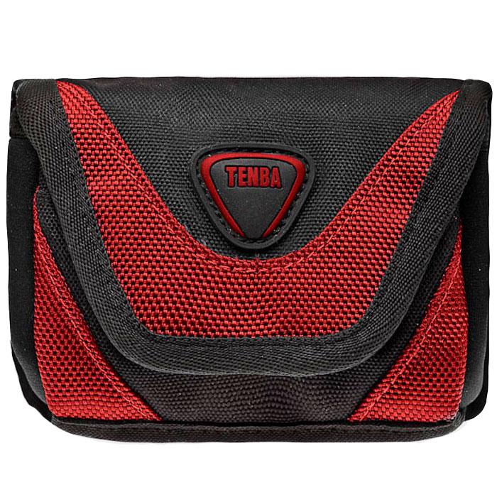 Tenba Mixx Pouch Large, Red чехол для фотокамеры10102342Чехол Tenba Mixx Pouch Large прекрасно подходит для защиты и хранения небольших цифровых фотокамер. Вы можете носить его на поясе или с наплечным ремнем. В чехол помещаются компактная цифровая фотокамера, дополнительный аккумулятор и карта памяти.