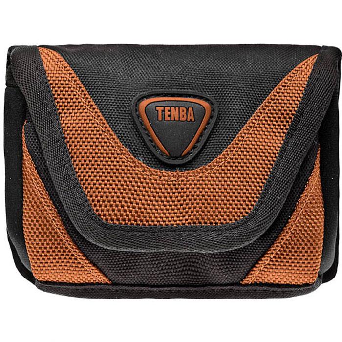 Tenba Mixx Pouch Large, Orange чехол для фотокамерыT-N-NL435-002Чехол Tenba Mixx Pouch Large прекрасно подходит для защиты и хранения небольших цифровых фотокамер. Вы можете носить его на поясе или с наплечным ремнем. В чехол помещаются компактная цифровая фотокамера, дополнительный аккумулятор и карта памяти.
