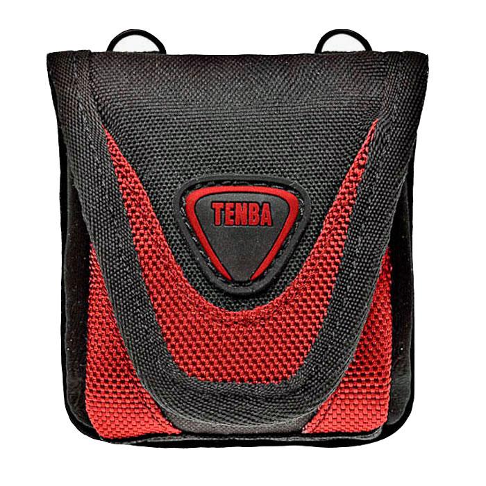 Tenba Mixx Pouch Small, Red чехол для фотокамерыT-N-AZ2-002Чехол Tenba Mixx Pouch Small прекрасно подходит для защиты и хранения небольших цифровых фотокамер. Вы можете носить его на поясе или с наплечным ремнем. В чехол помещаются компактная цифровая фотокамера, дополнительный аккумулятор и карта памяти.