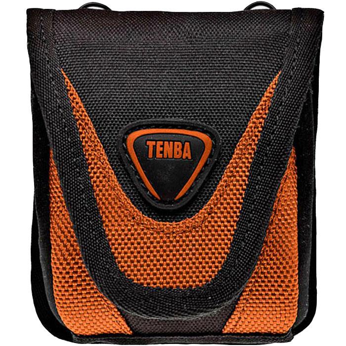 Tenba Mixx Pouch Medium, Orange чехол для фотокамерыT-S-A5036D-002Чехол Tenba Mixx Pouch Medium прекрасно подходит для защиты и хранения небольших цифровых фотокамер. Вы можете носить его на поясе или с наплечным ремнем. В чехол помещаются компактная цифровая фотокамера, дополнительный аккумулятор и карта памяти.
