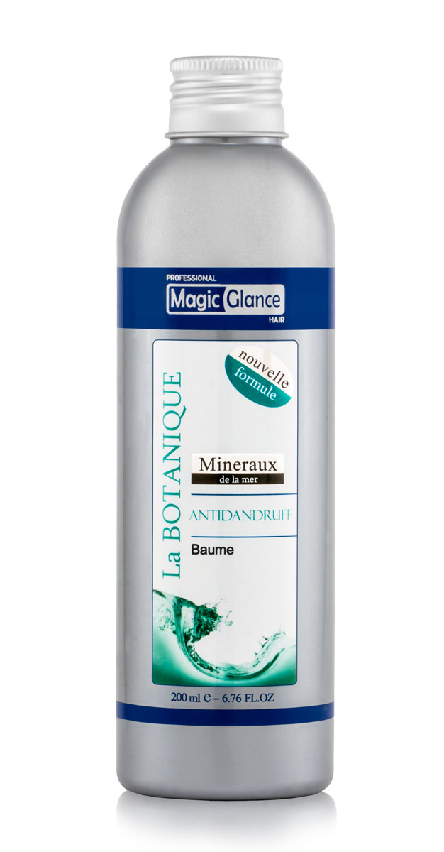 Magic Glance La Botanique Бальзам для волос против перхоти,200 мл майка print bar magic ia vocaloid