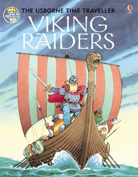 Viking Raiders abandoned villages