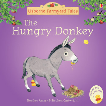 The Hungry Donkey hungry as the sea