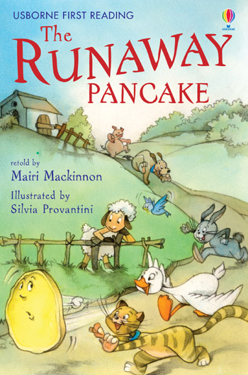 The Runaway Pancake the dancing pancake