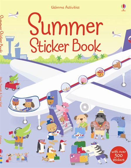 Summer sticker book ultimate sticker book dangerous dinosaurs