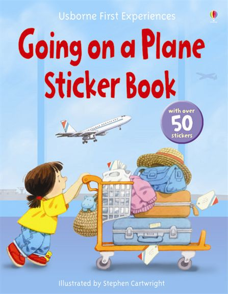 Going on a Plane sticker book (First Experiences) maisy s farm sticker book