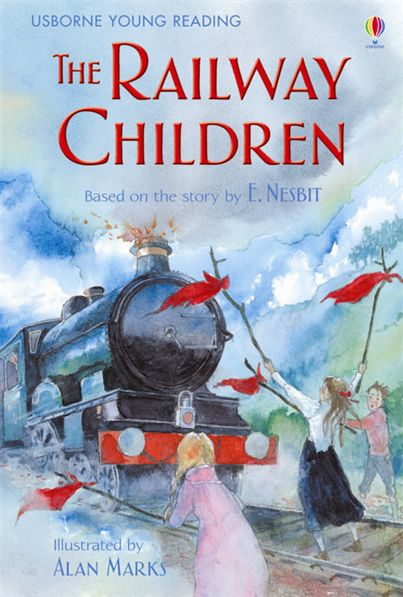 Railway Children HB +D lowell настенные часы lowell 11809g коллекция glass page 7