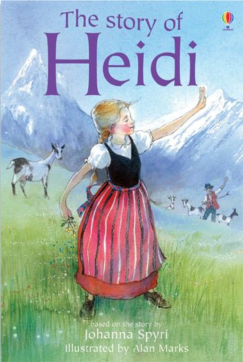 Story of Heidi HB +D ingri d aulaire d aulaires book of trolls
