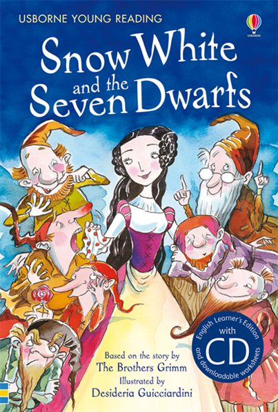 Snow White and the Seven Dwarfs +D snow white and the seven dwarts сказки 3d