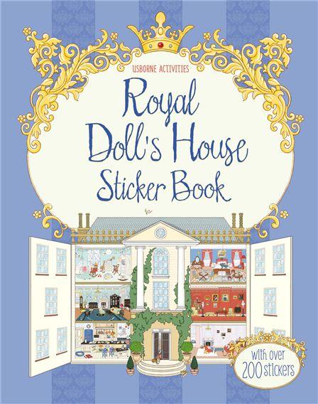 Royal Doll's House Sticker Book royal london sticker book