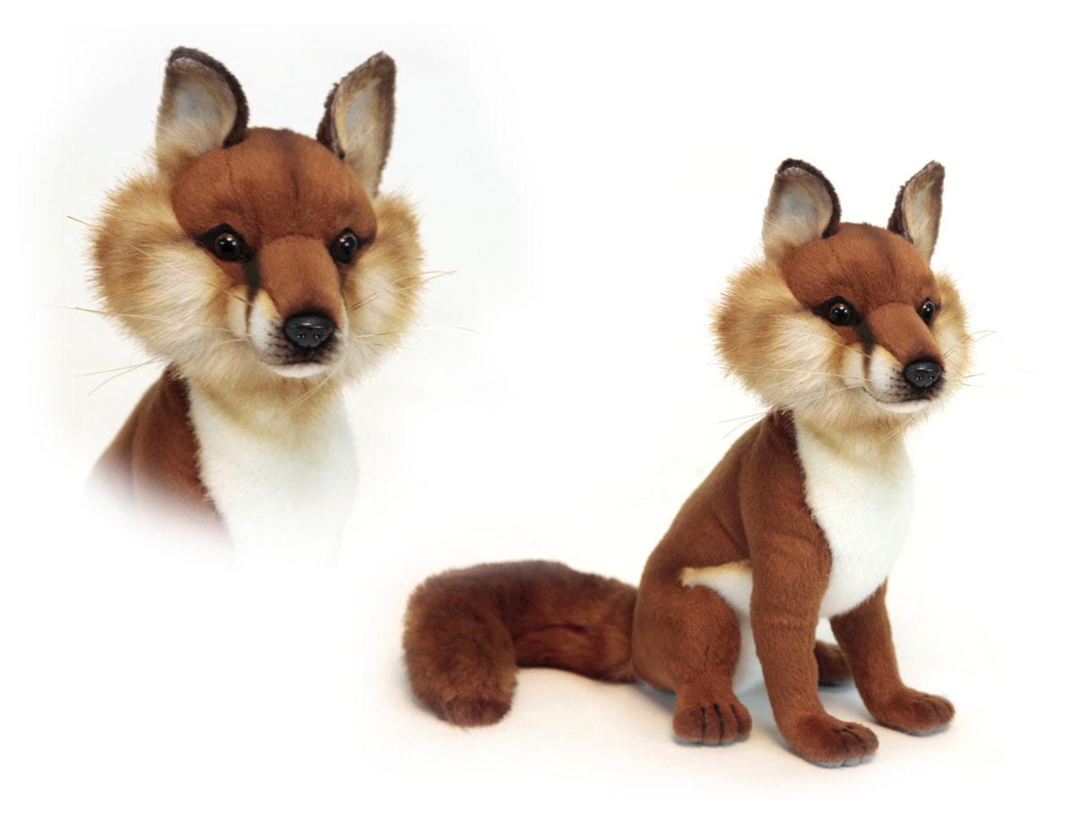 Мягкая игрушка Hansa Лиса, 20 см hansa мягкая игрушка лиса