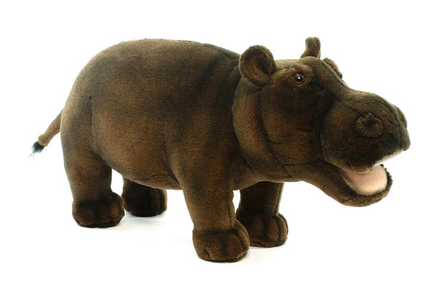 Hansa Мягкая игрушка Бегемот 27 см мягкие игрушки hansa бегемот 30 см