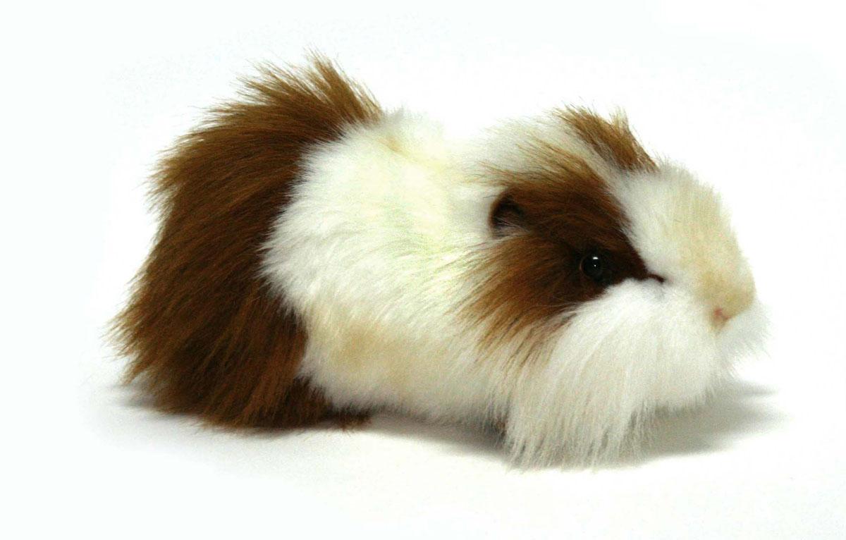 цена на Мягкая игрушка Hansa Морская свинка бело-рыжая, 30 см