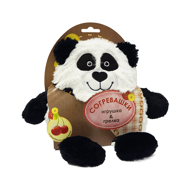 MAXITOYS Грелка-Игрушка Панда