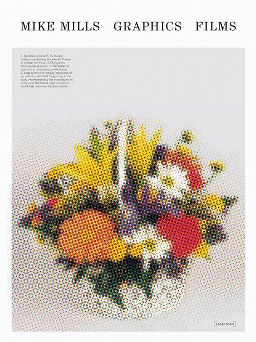 Graphics/Films - Mike Mills films ege