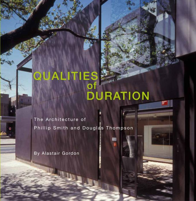 Qualities Of Duration: The Architecture Of Phillip Smith And Douglas Thompson case of madeleine smith