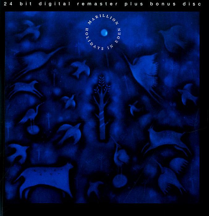 Marillion Marillion. Holidays In Eden (2 CD) marillion marillion radiation 2013 deluxe edition 2 lp