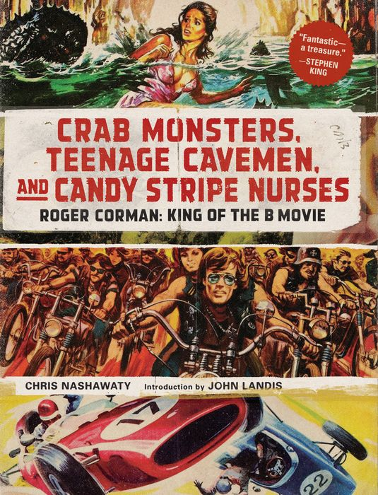 Crab Monsters, Teenage Cavemen, and Candy Stripe Nurses of monsters and men of monsters and men beneath the skin