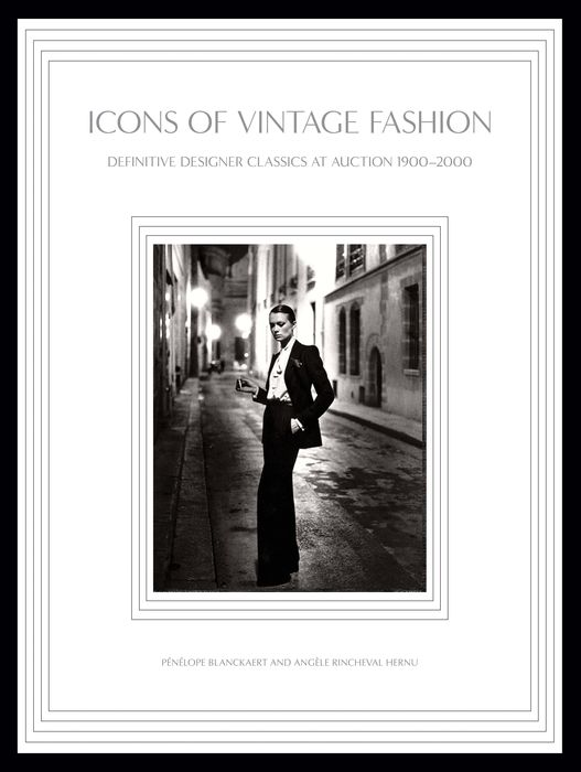Icons of Vintage Fashion paris in fifty design icons