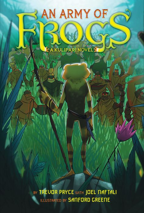 An Army of Frogs aristophanes the frogs