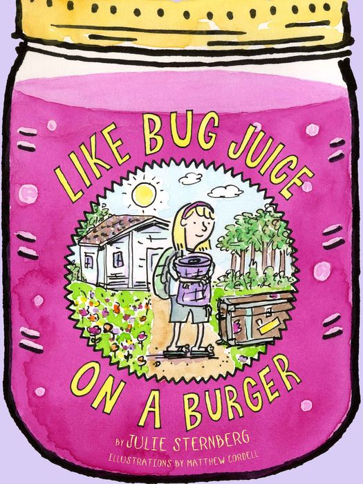 Like Bug Juice on a Burger like bug juice on a burger