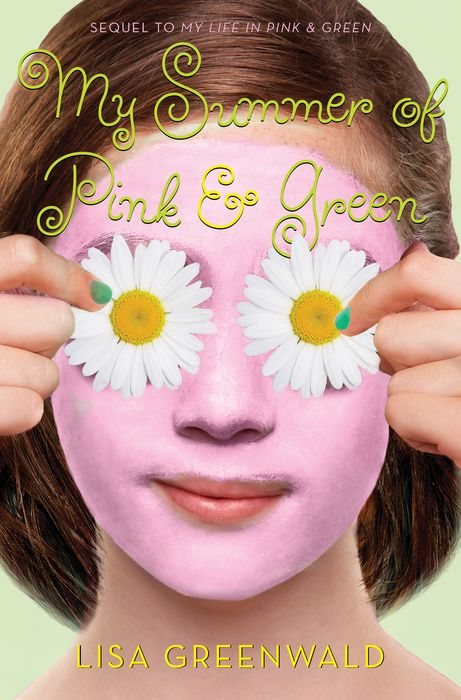 My Summer of Pink & Green lucy maud montgomery anne of green gables