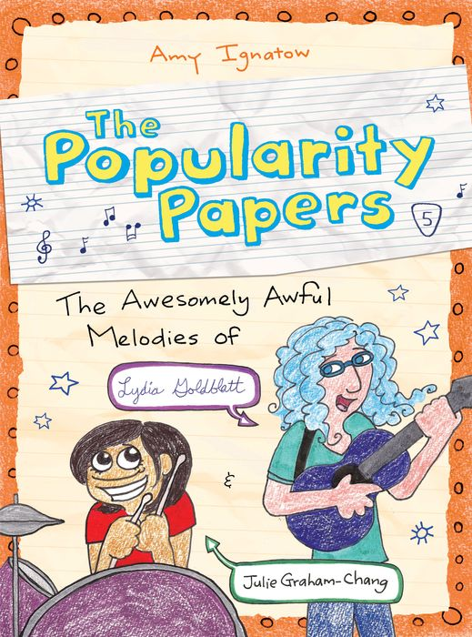 Popularity Papers: Book Five, The