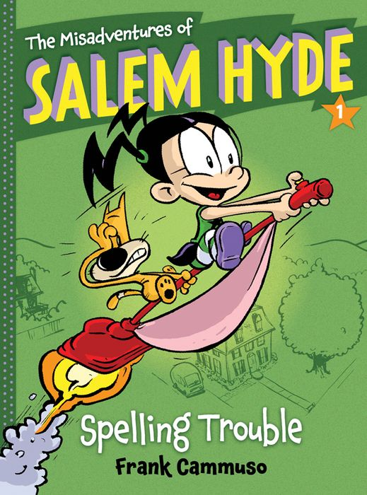 Misadventures of Salem Hyde: Book One, The