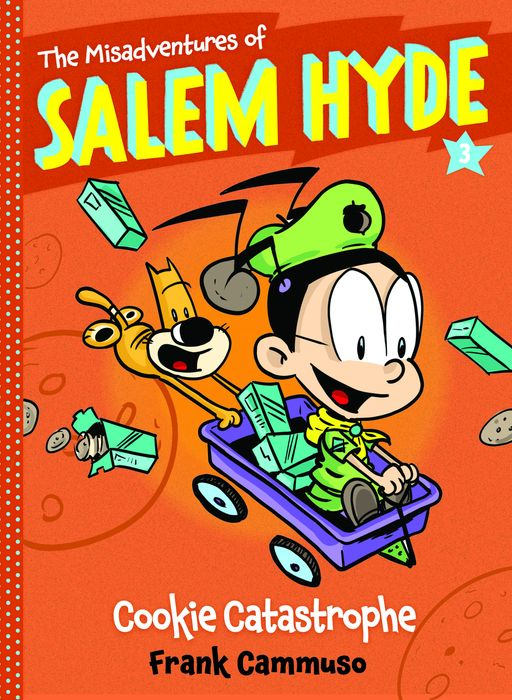 Misadventures of Salem Hyde, The neither peace nor honor