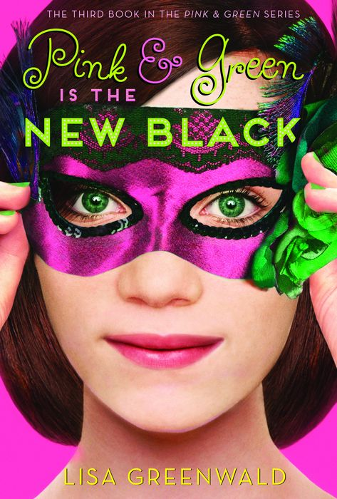 Pink & Green Is the New Black lucy sullivan is getting married tv tie in
