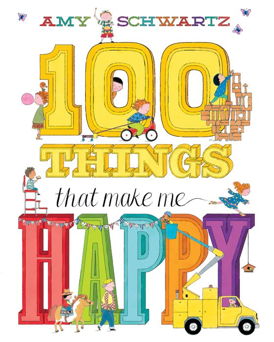 100 Things That Make Me Happy roy a the god of small things