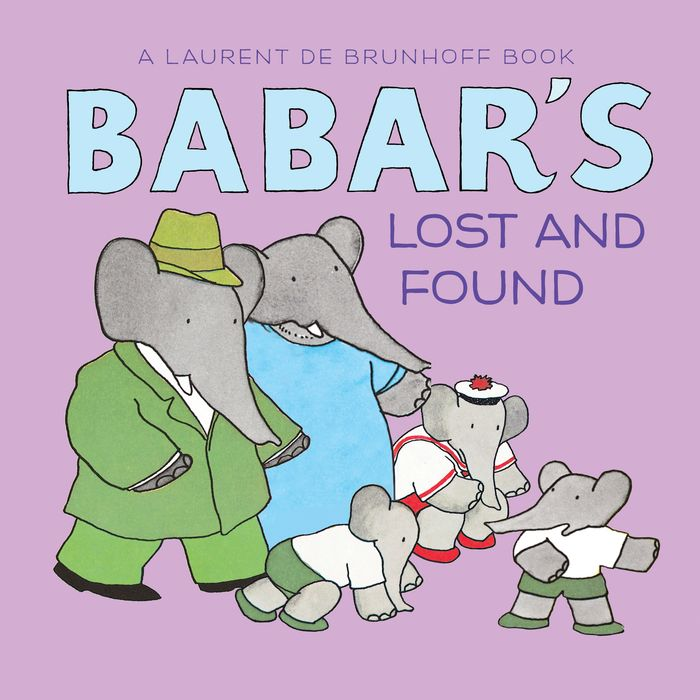 Купить Babar's Lost and Found,