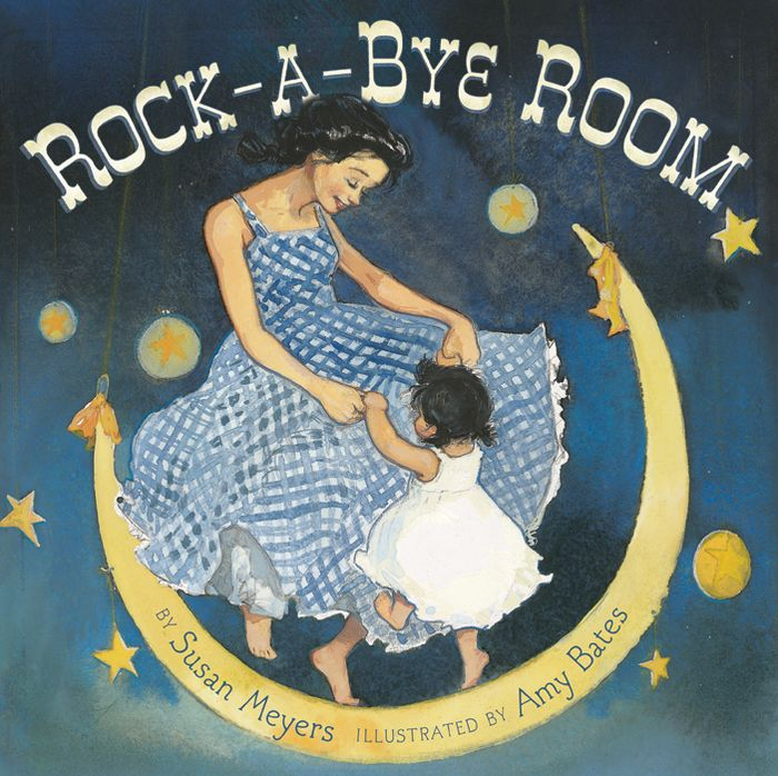Rock-a-Bye Room between a mother and her child