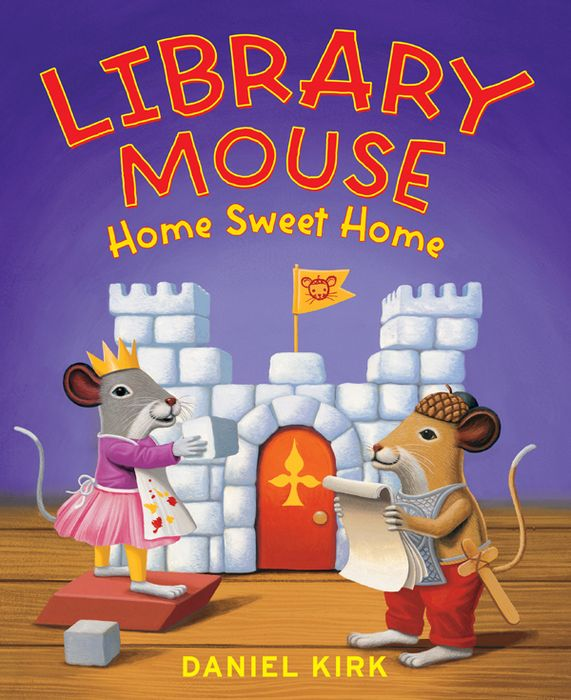 Library Mouse: Home Sweet Home chinese book binding complete library in the four branches of literature the si ku quan shu